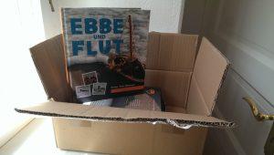 Ebbe und Flut Willegoos_Karton