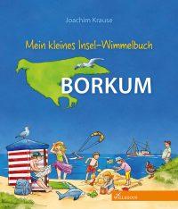 Wimmelbuch Borkum Cover klein