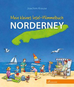 Wimmelbuch Norderney klein Cover