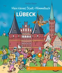 Cover Wimmelbuch Lübeck RGB