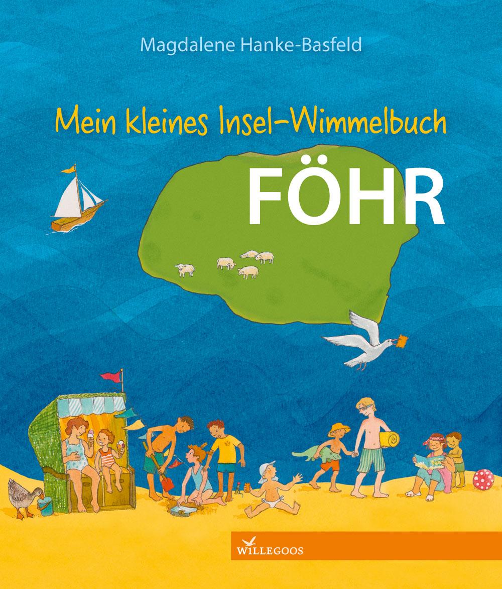 Mein kleines Insel-Wimmelbuch Föhr