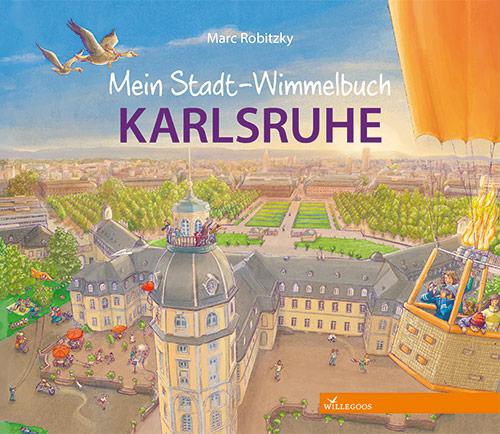Stadt-Wimmelbuch Karlsruhe